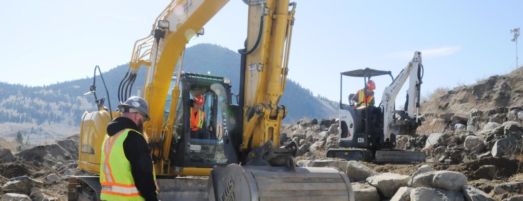 Learning to use equipment Heavy metal Rocks program